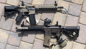 mk18 lm8 ground